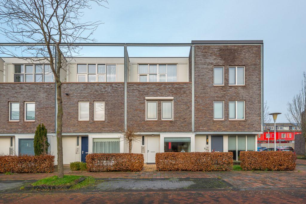 tussenwoning Tolhekstraat 28 Stadshagen Zwolle