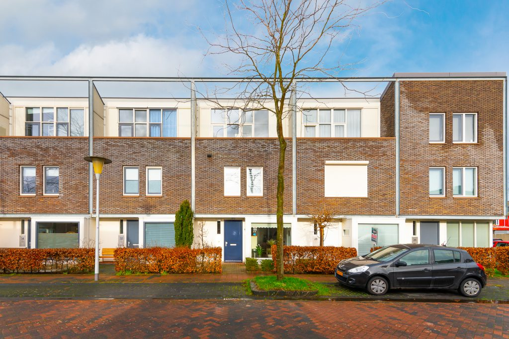 ruime gezinswoning Stadshagen Zwolle Tolhekstraat 30