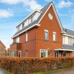 Hoekwoning Herenhuis Stadshagen Zwolle Tuinwal 28