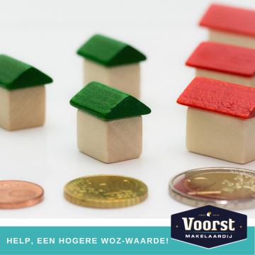 Help, een hogere WOZ-waarde! Zwolle