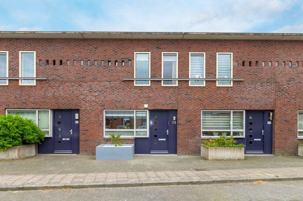 Starterswoning Stadshagen Zwolle Leiendekkerstraat 73