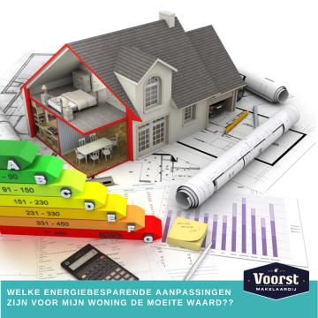 Welke energiebesparende aanpassingen zijn voor mijn woning de moeite waard