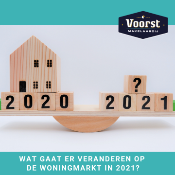 Wat gaat er veranderen op de woningmarkt in 2021