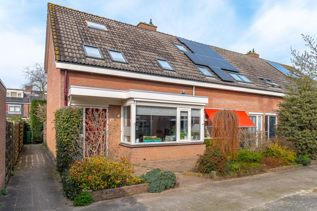 Hoekwoning Westenholte Zwolle Gentiaanweg 18 - Voorst Makelaardij