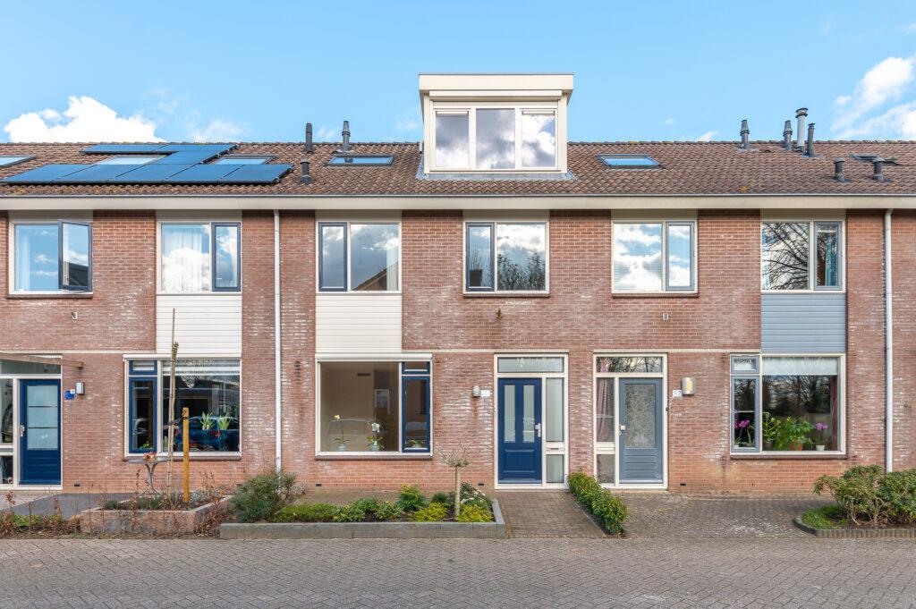 Koopwoning Westenholte Tormentilweg 54 Zwolle