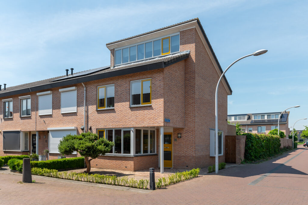 Hoekwoning Stadshagen Zwolle Reukgras 34