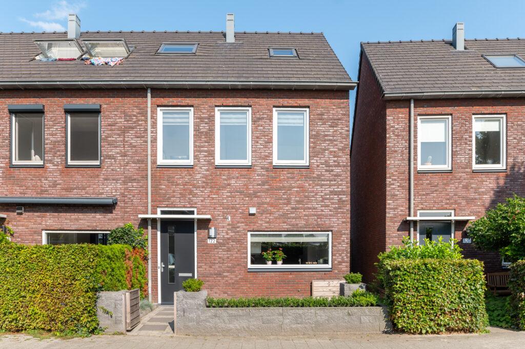 Hoekwoning Stadshagen Bonkenhavestraat 122 Zwolle