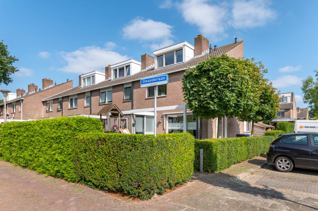Hoekwoning Berkum Zwolle Oleanderlaan 42
